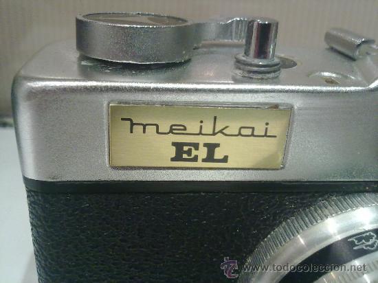 Cámara de fotos: camara de fotos meikai EL. con su funda original - Foto 5 - 29530775