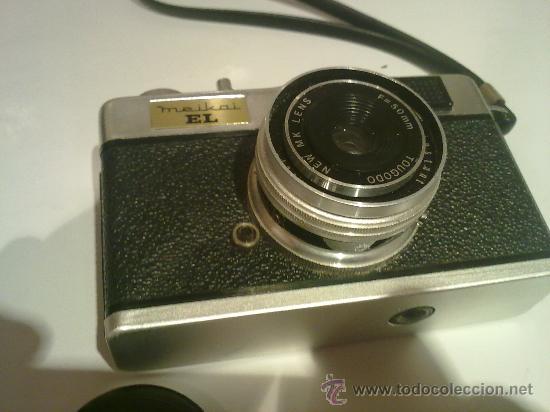Cámara de fotos: camara de fotos meikai EL. con su funda original - Foto 8 - 29530775