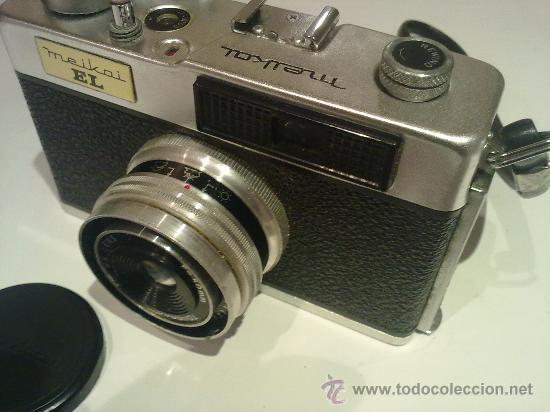 Cámara de fotos: camara de fotos meikai EL. con su funda original - Foto 9 - 29530775
