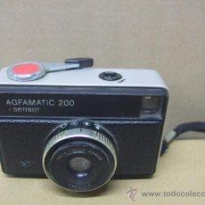 Cámara de fotos: CAMARA AGFAMATIC 200 SENSOR. Lote 29634356