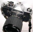 Cámara de fotos: CÁMARA REFLEX PENTAX MX. Lote 29897388