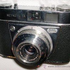 Cámara de fotos: CÁMARA KODAK RETINETTE 1A. Lote 53635615