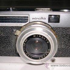 Cámara de fotos: CÁMARA MINOLTA PARA PIEZAS. Lote 30277921