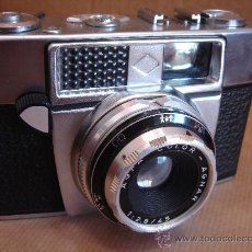 Cámara de fotos: CAMARA CLASICA 35MM - AGFA OPTIMA IA - GERMANY 1962 - ¡¡¡ FUNCIONANADO ¡¡¡. Lote 30386750