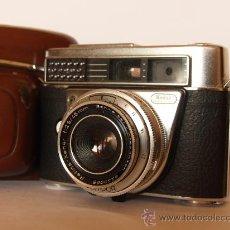 Cámara de fotos: KODAK RETINA REFLEX II F (TIPO 047) + FUNDA / FUNCIONANDO Y EN EXCELENTE ESTADO. Lote 30457770