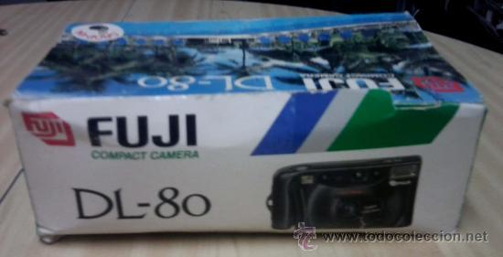 Cámara de fotos: CAMARA FOTOGRFICA - FUJI - DL-80 - 35mm. - Foto 2 - 26819530