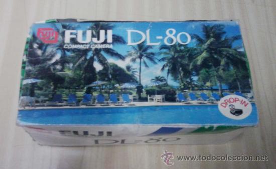 Cámara de fotos: CAMARA FOTOGRFICA - FUJI - DL-80 - 35mm. - Foto 3 - 26819530