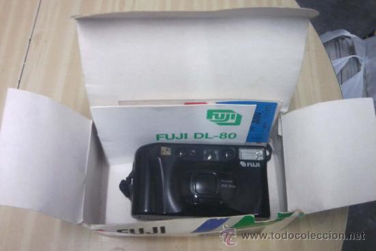Cámara de fotos: CAMARA FOTOGRFICA - FUJI - DL-80 - 35mm. - Foto 4 - 26819530