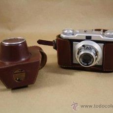 Cámara de fotos - Camara MONTANA, modelo Montanus, Objetivo: Deltamon - Anastigmat 1:3,5/ 45 mm - 30631432