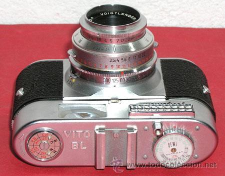 Cámara de fotos: VOIGTLANDER VITO BL - Foto 2 - 30660138