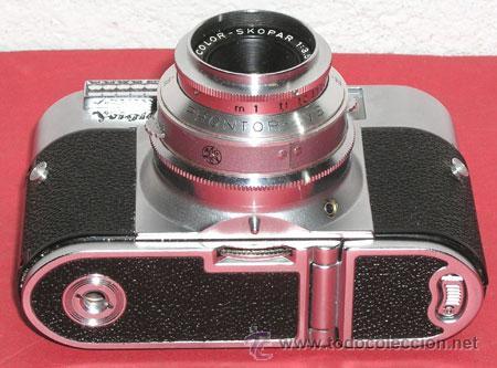 Cámara de fotos: VOIGTLANDER VITO BL - Foto 3 - 30660138