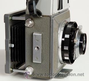 Cámara de fotos: MAMIYA PRESS + SEKOR 90MM/3.5 + CHASIS 6X9 - Foto 6 - 31014640