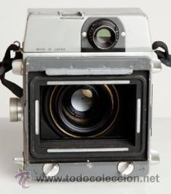 Cámara de fotos: MAMIYA PRESS + SEKOR 90MM/3.5 + CHASIS 6X9 - Foto 4 - 31014640