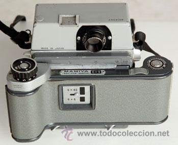 Cámara de fotos: MAMIYA PRESS + SEKOR 90MM/3.5 + CHASIS 6X9 - Foto 5 - 31014640