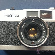 Cámara de fotos: &-ANTIGUA CAMARA DE FOTOS-YASHICA-YASHINON-1:2.8(38MM). Lote 31288175