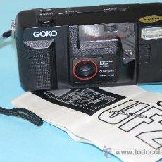 Cámara de fotos: CAMARA COMPACTA GOKO - UF 2. Lote 31324288
