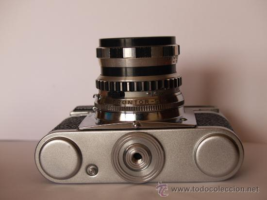 Cámara de fotos: BRAUN PAXETTE SUPER III - AUTOMATIC / EXCELENTE ESTADO Y FUNCIONANDO - Foto 3 - 31337588