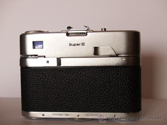 Cámara de fotos: BRAUN PAXETTE SUPER III - AUTOMATIC / EXCELENTE ESTADO Y FUNCIONANDO - Foto 4 - 31337588