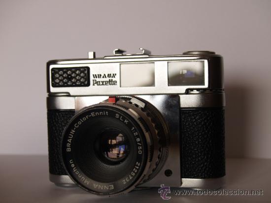 Cámara de fotos: BRAUN PAXETTE SUPER III - AUTOMATIC / EXCELENTE ESTADO Y FUNCIONANDO - Foto 5 - 31337588