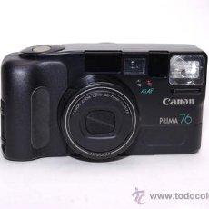 Cámara de fotos: CANON PRIMA ZOOM 76. Lote 31455609