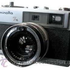 Cámara de fotos: MINOLTA TELEMETRICA.MECANICA. MOD.7S.. Lote 31551714