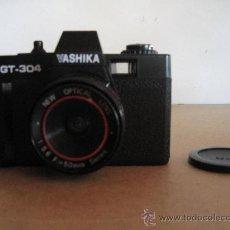 Cámara de fotos: CAMARA FOTOGRAFICA GT- 304 VASHIKA.. Lote 31863677