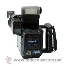 Cámara de fotos: POLAROID STUDIO EXPRES.. Lote 31992826