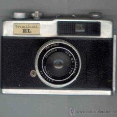 Cámara de fotos: CAMRA DE FOTOS - MARCA MEIKAI (EL) - AÑOS 70 - F=50MM MADE IN JAPAN - FUNCIONA -(CON FUNDA). Lote 32007338