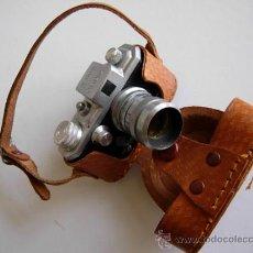 Cámara de fotos - Cámara fotográfica en miniatura KIKU 16 Model II, de la japonesa Morita Shokai, años 50 - 32516008