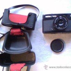 Cámara de fotos: CAMARA FOTOGRAFICA NERA - 600 -ANASTIGMAT AUTOMATIC - F=40MM - 1:28 - FUNCINA - CON FUNDA. Lote 32762183