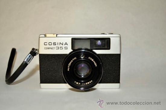 COSINA COMPACT 35S (Cámaras Fotográficas - Clásicas (no réflex))