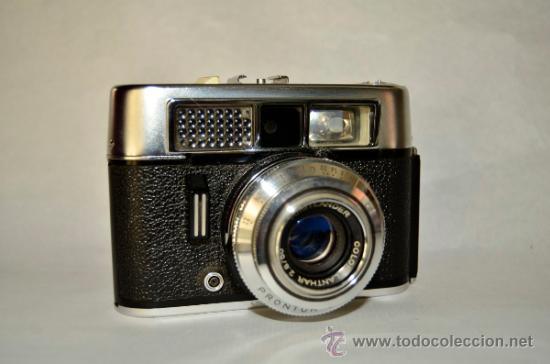 Cámara de fotos: Voigtländer Vito CLR 35mm - Foto 4 - 32810576