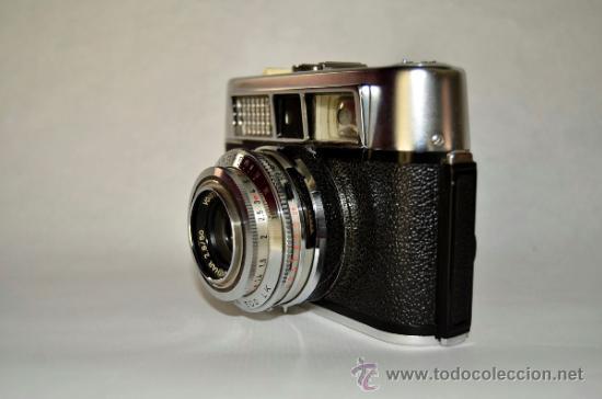 Cámara de fotos: Voigtländer Vito CLR 35mm - Foto 7 - 32810576