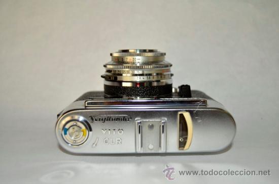 Cámara de fotos: Voigtländer Vito CLR 35mm - Foto 6 - 32810576