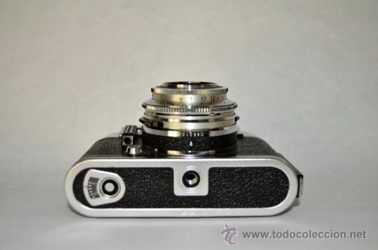 Cámara de fotos: Voigtländer Vito CLR 35mm - Foto 2 - 32810576