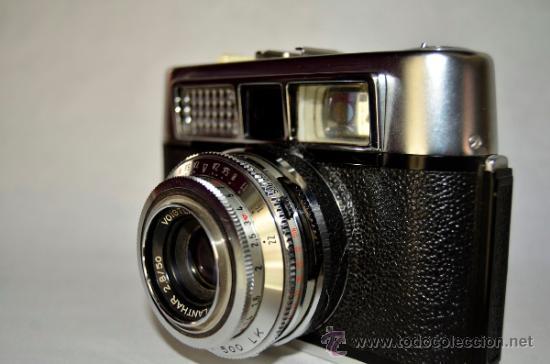 Cámara de fotos: Voigtländer Vito CLR 35mm - Foto 3 - 32810576
