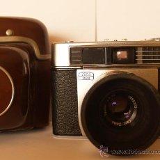 Cámara de fotos: ZEISS IKON CONTESSA 35 + FUNDA ORIGINAL / FUNCIONANDO Y EN EXCELENTE ESTADO. Lote 34483474