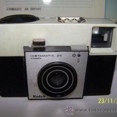 Cámara de fotos: CAMERA FOTO KODAK INSTAMATIC 25. Lote 34517241