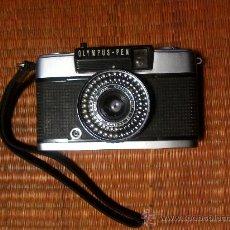 Cámara de fotos: CAMARA FOTOGRAFICA OLIMPUS-PEN, AÑOS 70. Lote 35419171