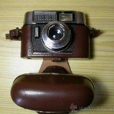 Cámara de fotos: CAMARA DE FOTOS VOIGTLANDER VITO AUTOMATIC I / CON FUNDA ORIGINAL. Lote 35478278