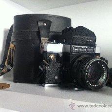 Cámara de fotos: CAMARA MEDIO FORMATO KIEV 60 TTL. Lote 182686831