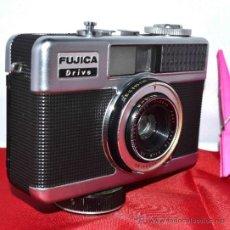 Cámara de fotos: CLASICA DE CALIDAD..CON MOTOR.. JAPON 1964 ..FUJICA DRIVE......FUNCIONA.. Lote 36196670