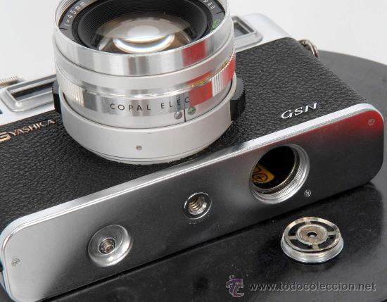 Cámara de fotos: PARA YASHICA ELECTRO 35 GSN BATERIA - Foto 2 - 53238379