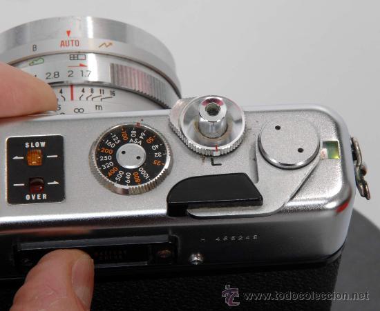 Cámara de fotos: PARA YASHICA ELECTRO 35 GSN BATERIA - Foto 4 - 53238379