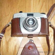 Cámara de fotos: GRAN CAMARA CLASICA ALEMANA ADOX DE 35 MM..AÑO 1959..ADOX POLOMAT 1 ? + FUNDA.. Lote 37009083