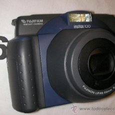 Photo camera - ANTIGUA CAMARA INSTANTANEA FUJIFILM INSTAX 100 COMO NUEVA - 37663653