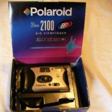 Cámara de fotos: CAMARA POLAROID 2100 EN SU CAJA NUEVA SIN USAR. Lote 37843652