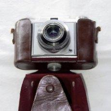 Cámara de fotos - CAMARA DE FOTOS IKON CONTINA, ZEISS. . PRONTOR SVS. CON ESTUCHE ORIGINAL DE PIEL. AÑOS 50. GERMANY - 37988700