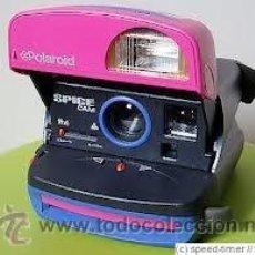 Cámara de fotos: POLAROID 600 EDICION LIMITADA SPICE CAM. Lote 38479557