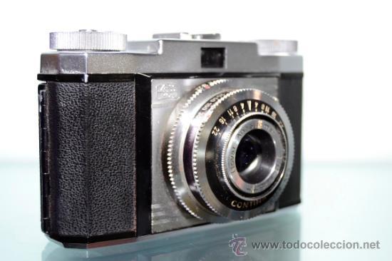 Cámara de fotos: Zeiss Ikon, Contina Ia (526/24) - Foto 2 - 38674552
